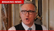 Keith Olbermann FIRED from Current TV -- Replaced By Elliot Spitzer