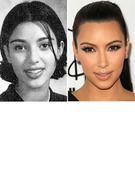 Before the Fame: See Kim Kardashian&#039;s High School Photos