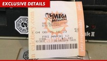 'Lost' Co-Creator -- I'm Playing THE NUMBERS in Lotto ... But They're Still Cursed!