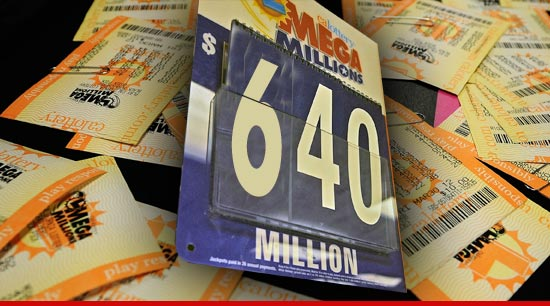 Odds of Winning Mega Millions -- You Got a Better Chance of Dying ...