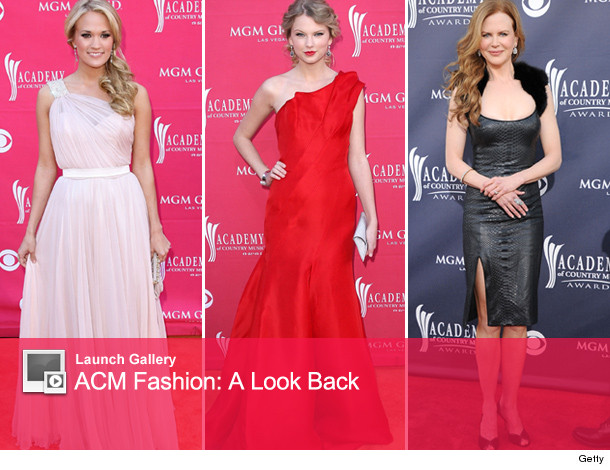 Academy of COUNTRY MUSIC AWARDS: Fashion Flashback! | tooFab.