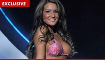 Bikini Girl from 'American Idol' -- I Wasn't Drunk and I Didn't Flee the Scene!