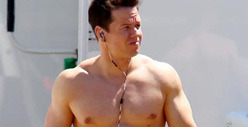 Mark Wahlberg Is JACKED!