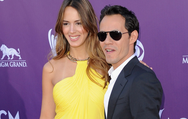 Marc Anthony Hits Red Carpet with New Girlfriend