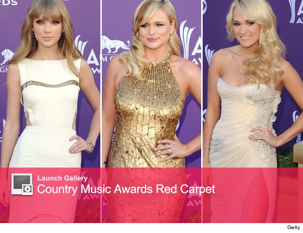 Academy of COUNTRY MUSIC AWARDS: The Red Carpet Fashion | tooFab.