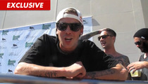 Skateboarder Ryan Sheckler -- Don't Worry About Me ... The Jewelry Was Insured!