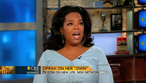 Oprah Winfrey -- OWN Was a MISTAKE