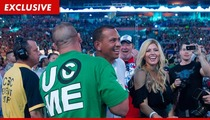 Alex Rodriguez Gets WrestleMania Hookup from His Hookup Torrie Wilson