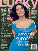 Salma Hayek: Bad Acne Sent Me Into A Depression