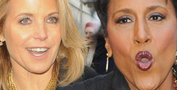 Katie Couric&#039;s &#039;Good Morning America&#039; Hosting Pisses Off &#039;GMA&#039; Staffers