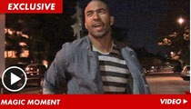 Matt Kemp -- 'VERY HAPPY' for Magic Johnson to Take Over the Dodgers