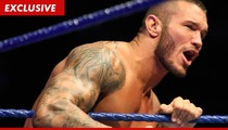 WWE -- Randy Orton SCRAPPED from 'Marine' Movie