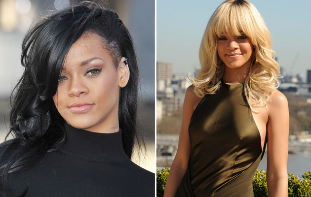 Check Out Rihanna's Drastically Different 'Do!