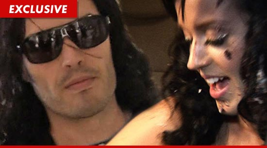 Russell Brand is one step closer to severing all ties with Katy Perry