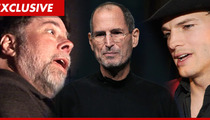 Steve Wozniak -- Ashton Kutcher Will Be GREAT as Steve Jobs