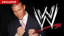 U.S. Marines -- Props to WWE for Firing Randy Orton