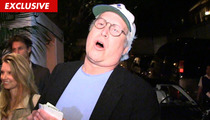 Chevy Chase -- Blasting Dan Harmon on Voice Mail ... Was the RIGHT Thing to Do