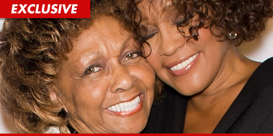 Cissy Houston and the late Whitney Houston