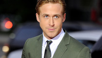 Ryan Gosling Saves A Woman's Life ... Of Course