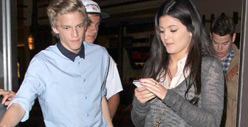 Cody Simpson &amp; Kylie Jenner -- The Littlest Power Couple