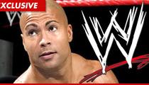 Maven Huffman -- WWE Offers 'Rehab Assistance' After Arrest
