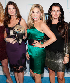 """Real Housewives"" Mania In NYC for Bravo Upfronts"