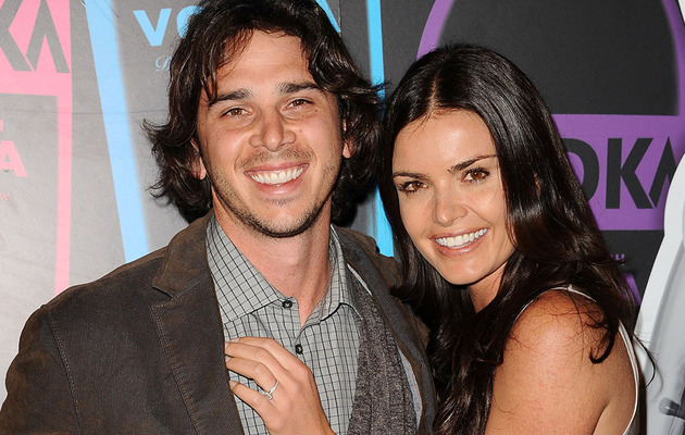 Ben Flajnik and Courtney Robertson Dish on Marriage Rumors