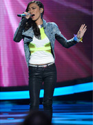 Youngest &quot;American Idol&quot; Hopeful Tackles Whitney Houston Again, Wows Audience