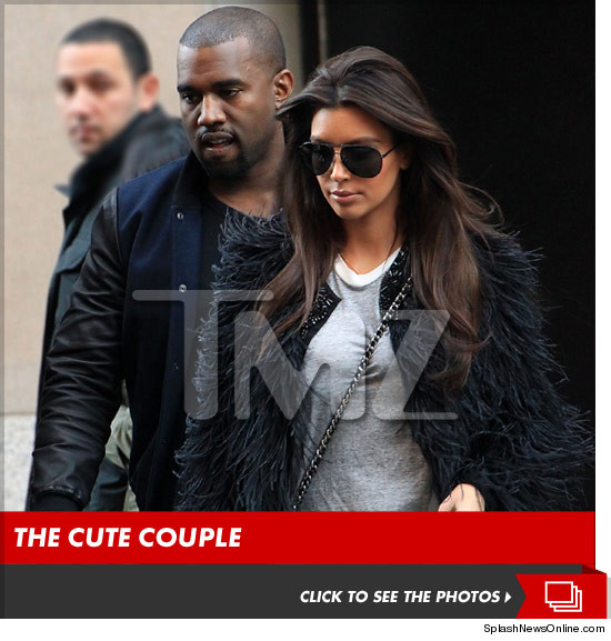 kanye west kim kardashian dating since