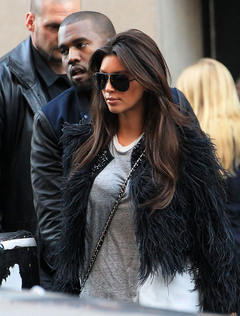 Kim Kardashian Kanye West Dating Photos