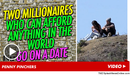 Justin Bieber and Selena Gomez went on the cheapest date in history