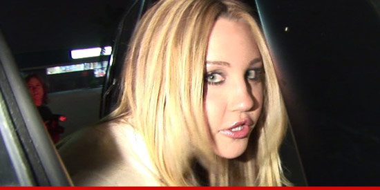 Amanda Bynes was arrested for DUI in West Hollywood
