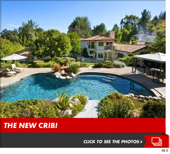 New house belonging to Chuck Liddell