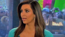 Kim Kardashian Coy on Dating Kanye West