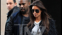 Kim Kardashian -- Kanye West Relationship Was 8 Years Coming
