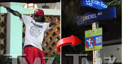 Lil Wayne&#039;s Entourage -- Accused of Photog Attack and Bicycle Beatdown