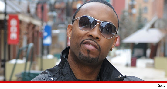 Montell Jordan forgetting to pay his taxes