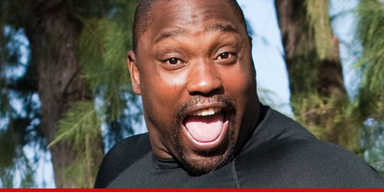Former NFL superstar Warren Sapp