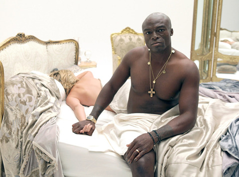Heidi Klum and Seal marriage happier tim