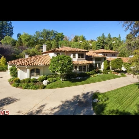 Chuck Liddell House Sold Photos