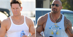 Mark Wahlberg vs. The Rock -- Who'd You Rather?