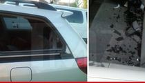 Octomom's Car Smashed Up -- 'Leave California or Die'