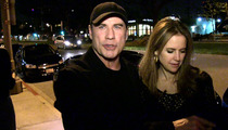 John Travolta -- I Wasn't Really Attached to My STOLEN $100k Mercedes