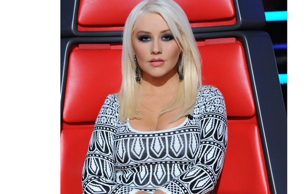 Christina Aguilera Dishes On Fellow Reality Judges Britney and Mariah