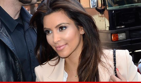 Kim Kardashian is seeking refuge in her hairy Armenian heritage -- asking a ...