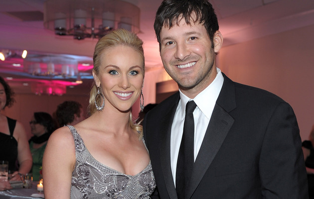 Tony Romo, Candice Crawford Welcome Baby Boy!