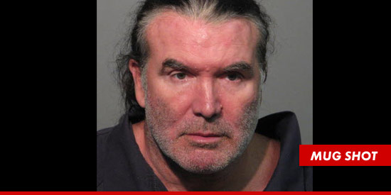 Scott Hall mug shot