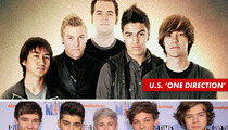 One Direction Sued by Same-Name Band -- YOU RIPPED US OFF!