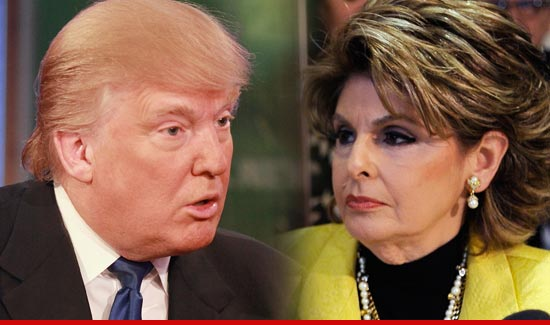 Donald Trump claims Gloria Allred...