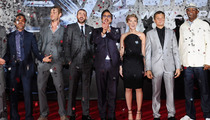 """The Avengers"" Assemble for World Premiere!"